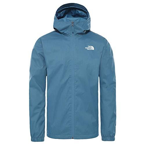 The North Face Quest Jacket Uomo Mallard Blu Nero Heather Taglia M 2020 Giacca invernale