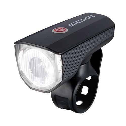 Sigma LED Frontleuchte Aura 40 USB, schwarz, uni, 17600