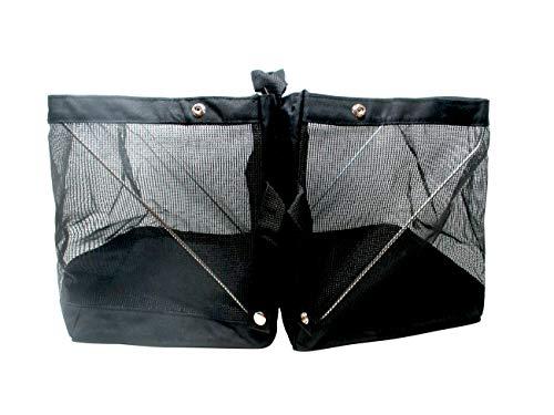 Trademark Innovations Rear Bike Basket Rack Bag...