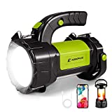 AlpsWolf LED Camping Lantern Rechargeable, Lantern Flashlight with 800LM, 3600 mAh Power Bank, 7 Light Modes, Camping Flashlight for...