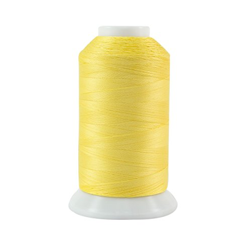 Review Superior Threads 12402-123 Masterpiece Lemonade 3-Ply 50W Cotton Thread, 2500 yd