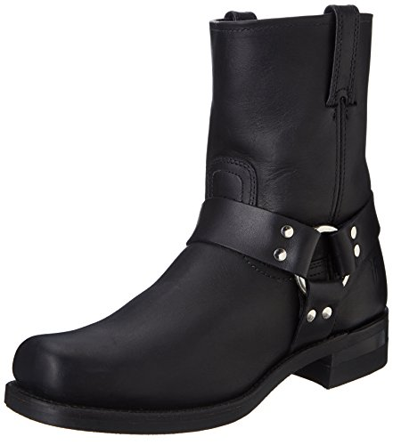 Frye Men's Harness 8R Boot, Black, 10