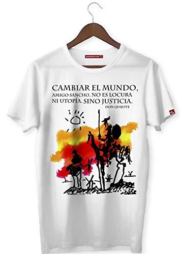 CAMISETA LITERATURA DOM QUIXOTE