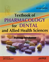 Textbook of Pharmacology for Dental and Allied Health Sciences