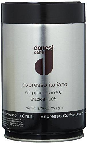 Danesi Caffè Doppio, Bohne, 3er Pack (3 x 250 g)