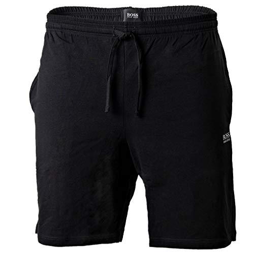 BOSS Mix&Match Shorts, Noir (Noir 001), (Taille Fabricant: Large) Homme