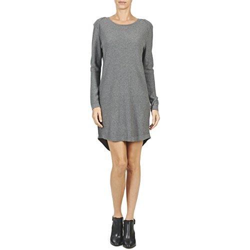 Tommy jeans jurk Hilfiger Denim DW0DW00706 grijs S