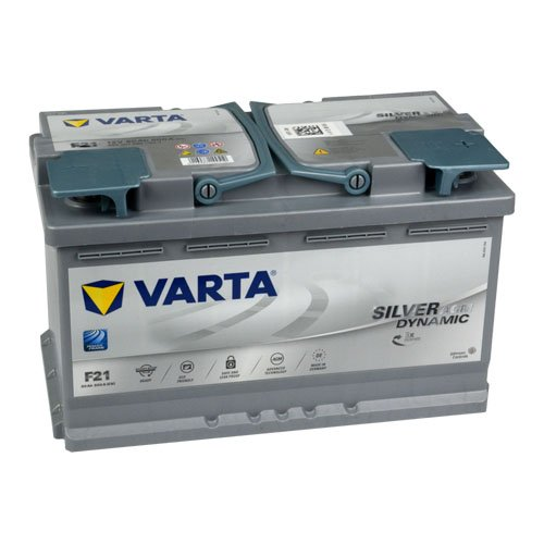 VARTA START-STOP PLUS AUTOBATTERIE F21 12V 80AH 800A 580 901 080 BATTERIE