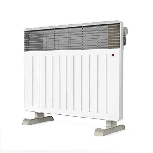XIANGAI Calefactor Calentadores Calentador de Hogares Calentador eléctrico de Pared Resistente al Agua y Calentador de rápido Calentamiento de Ahorro de energía Duradera de Ahorro de energía