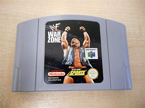 WWF War Zone (Renewed)