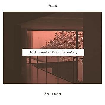Instrumental Easy Listening Ballads, Vol. 26