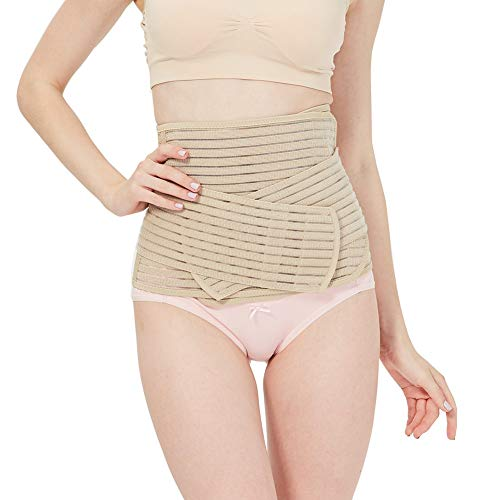 Octmam Belly Band Belly Wrap Maternity Recovery Waist Wraps Belly Band Postpartum Adjustable Abdominal Belt
