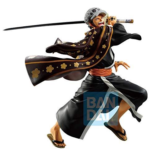 Banpresto Ichibansho Trafalgar Law Full Force One Piece 20 cm