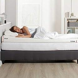 besserer Schlaf durch orthopädische Keilmatratze
