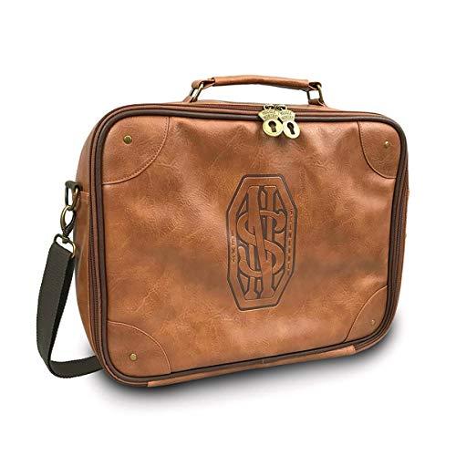 Harry Potter Newt Scamander Messenger Bag, 38 cm, 10,83 Liter, Braun