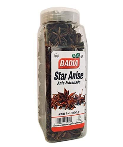 7 oz Whole Star Anise /Anis Estrellado Entero Gluten Free Koser - SET OF 2