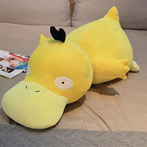 Plush Toy Daze Yellow Duck Plush Large Soft Pillow Home Decoration Sofa Doll Children's Toy Girlfriend Gift 20/30/45cm 45cm Psyduck