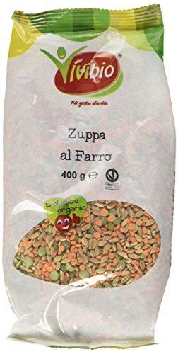 Vivibio Zuppa di Farro - 400 gr