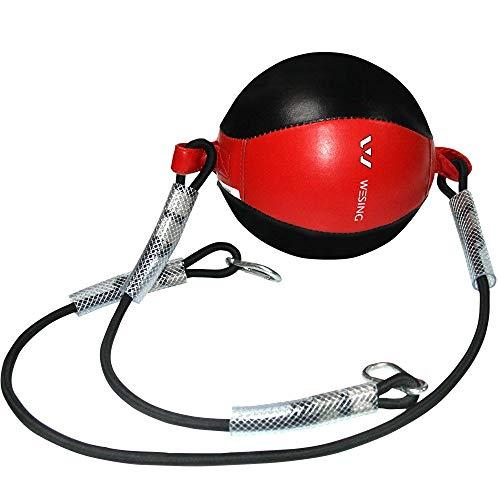 Wesing Double End Speed Ball Striking Bag Boxing Speed Bag