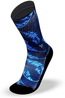LITHE, Calcetines Blue Tropic- Blue Socks