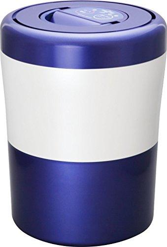 島産業 家庭用生ごみ減量乾燥機 「パリパリキューブライトアルファ」 ブルーストライプ PCL-33-BWB