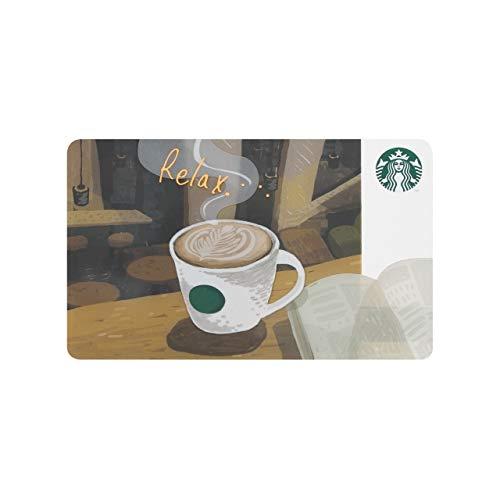 スターバックス スタバカード コーヒー リラックス 夜 カフェ Relax Your Mind 18