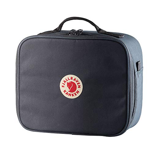 Fjällräven Unisex-Adult Kånken Photo Insert Small Sports Backpack, Black, One Size