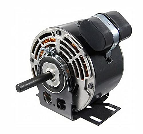 6128 Nidec | 0.167 hp 1550 RPM 1-Speed 208-230V; 5.6
