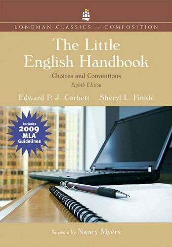 Little English Handbook, The: Choices and Conventions,...
