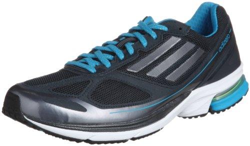 adidas Adizero Boston 4 M G97974 Herren Laufschuhe, Grau (Night Shade F13 / Neo Iron Met. F11 / Solar Blue S14), EU 44 2/3 (UK 10)