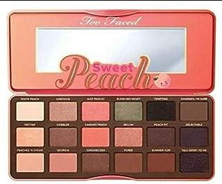 FidgetGear Too Faced Chocolate Bar & Bon Bons & Semi Sweet Peach Eyeshadow Palette A+