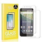 Verre Trempé Huawei Nexus 6P, SONWO Film Protection en Verre Trempé Glass...