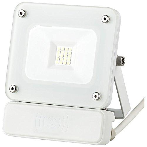10W LED Fluter Außenleuchte Flutlicht weiß SLIM IP65 Bewegungsmelder Wegbeleuchtung Sensorleuchte #1384