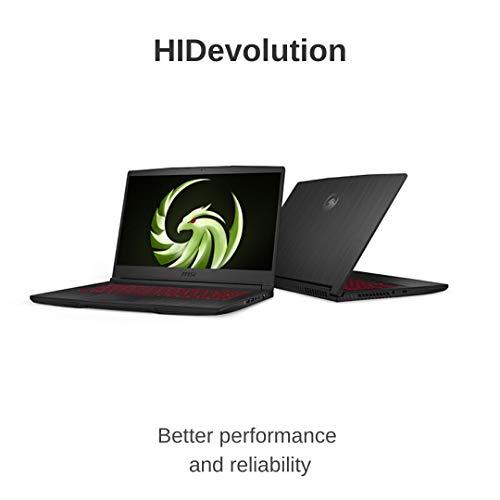 Compare HIDevolution MSI Bravo 15 A4DDR (MS-Bravo15023-HID5) vs other laptops