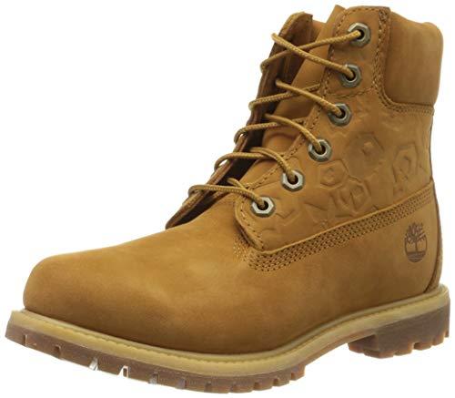 Timberland Damen 6 In Premium Boot W A1K3N Sneaker, Mehrfarbig (Brown 001), 40 EU