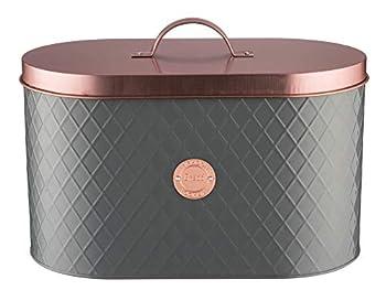 copper bread box