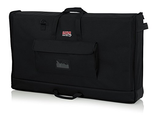 Gator Cases G-LCD-TOTE-LG Padded Nylon Carry Tote Bag for Transporting LCD Screens Between 40' - 45'