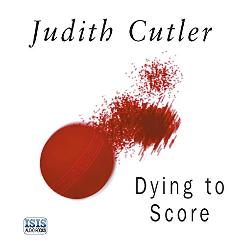 Dying to Score audiobook cover art