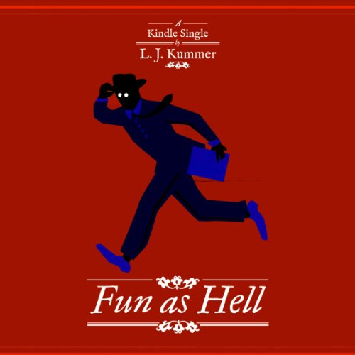 Fun as Hell audiobook cover art