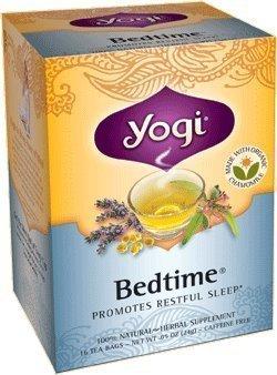 Yogi Tea Herbal Teas Bedtime 16 tea bags (a)