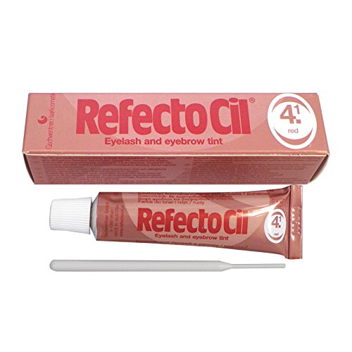 NB24 RefectoCil Wimpernfarbe rot 4.1 Augenbrauenfarbe Kosmetikbedarf Friseurbedarf