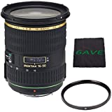 Pentaxズームスーパーwide-telephoto smcp-da 16–50mm f / 2.8Ed Al ( If ) SDM Autofocus Lens UVフィルタ マイクロファイバー布6Aveバンドル