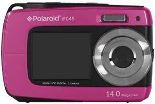Polaroid IF045 Cámara Compacta de 14 MP (Pantalla Táctil de 2.7 Zoom Óptico 5X) USB Rosa