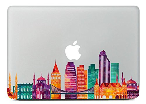 SueH Design Istanbul Symbolische Architekturen für Macbook 13 'Air / Pro / Retina