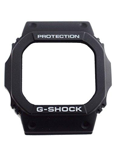 Casio 10287075 Genuine Factory Replacement G Shock Bezel fits G-5600E-1 GW-M5600-1 GW-M5610-1