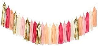 Best fabric tassel garland Reviews