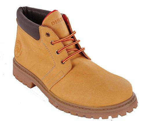 Diesel chaussures bottes femme pointure 41 bottes de camel#112 - Marron - Camel, 41 EU