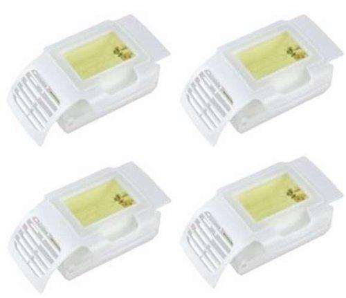 Lampeneinsatz für Silk`n SensEpil 4er Set