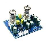 Wnuanjun 1set HiFi Tube de vacío Tubo de preamplificador 6J1 Bueno Sonido Bueno ELECTRÓNICO Billa Billa DE PREMIBLE AC12V para Amplificador DE CASA (Color : Finished Product)