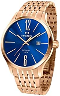 TW Steel Casual Watch For Men Analog Stainless Steel - TW1309